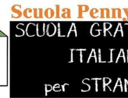 PENNY WYRTON  – SCUOLA DI ITALIANO PER STRANIERI