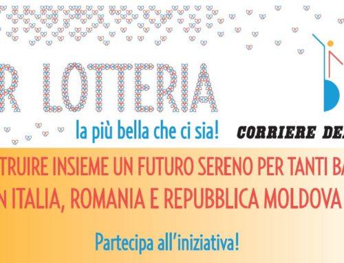 Al via la quarta edizione della BIR Lotteria!