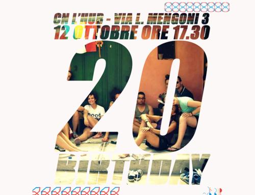 20BIRthday: festa per i 20 anni di BIR!